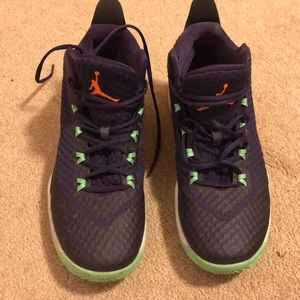 Air Jordan basketball shoes